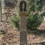 Roadside Shrine dated 1804