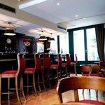 Bar in the Reception / Ground Floor