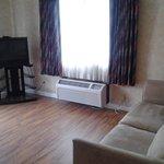 Nice living room'