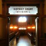 Pioneer Museum - District Court, Second Floor