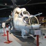 Soviet Mil Mi-24 Hind @ SMF