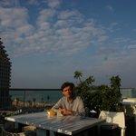 Завтрак на крыше)