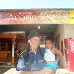 Aroma Royal Garden Restaurant