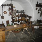 Kitchen, Marksburg Castle