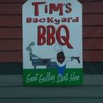 Tim's Backyard BBQ