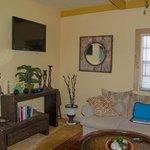 Living room of Breeze Suite