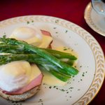 Eggs Benedict with House-made Canadian Bacon