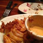 Not so Crispy Bloomin' Onion