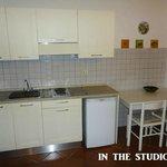 studio -angolo cucina