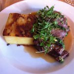 Lamb & Dauphinoise Potatos