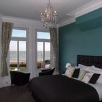 Relax with a Sea View in room 3