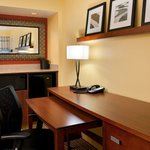 King Suite Work Space