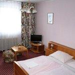 Hotel Arkada - my room