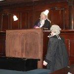 Courtroom Manikins
