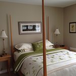 Emerald Room, Cranford Inn Bed and Breakfast, Charlottetown, PEI