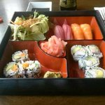 My Bento Box Lunch...it rocked!