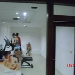 Fitness room/ gym