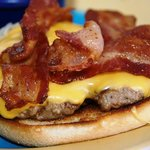 Bacon Cheeseburger!