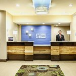 Holiday Inn Express Charleston Downtown Front Desk