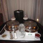 Chambre/room service