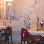 Cafe Festival Mural