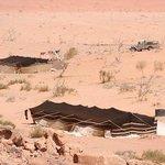 Wadi Rum Team - Camp