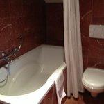 shower tub