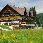 """Unser Hotel """"Turracherhof"""" mit steirischer Herzlichkeit"""