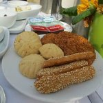 Breads and cookies