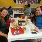 family fun at Howie's Top Dog