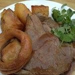 Beef roast main