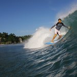 Padang Padang Surf Camp Photo