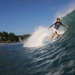 Padang Padang Surf Camp Foto