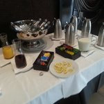 Succhi a colazione