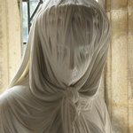 Bust of a Veiled Woman