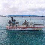 Watertaxi Kantika di Amor