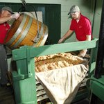 Cider-making at the Fly Creek Cider Mill