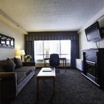 Looking for more room, or to host a business meeting? Try our Executive Suite.