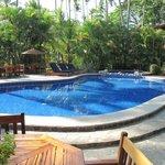 Warm pool