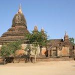 Gubyaukgyi Temple Foto