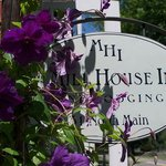 The Mill House Inn Sign