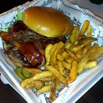 BBQ Bacon Cheeseburger by Jets Like Taxis