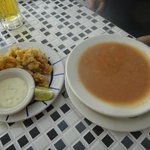 Cracked Conch & Conch Chowder