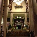 Java entrance