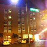 Estacionamiento del Hotel