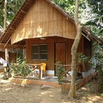 our Bungalow for 5nights ;)