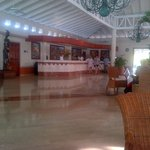 Reception hall - main desk