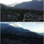 View from HighlandsB&B