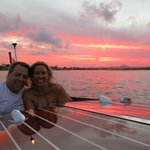A classic boat sunset cruise is an amazing way to see out the day