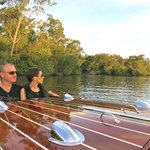 Natural beauty and solitude in the Noosa River beyond Lake Cooroibah